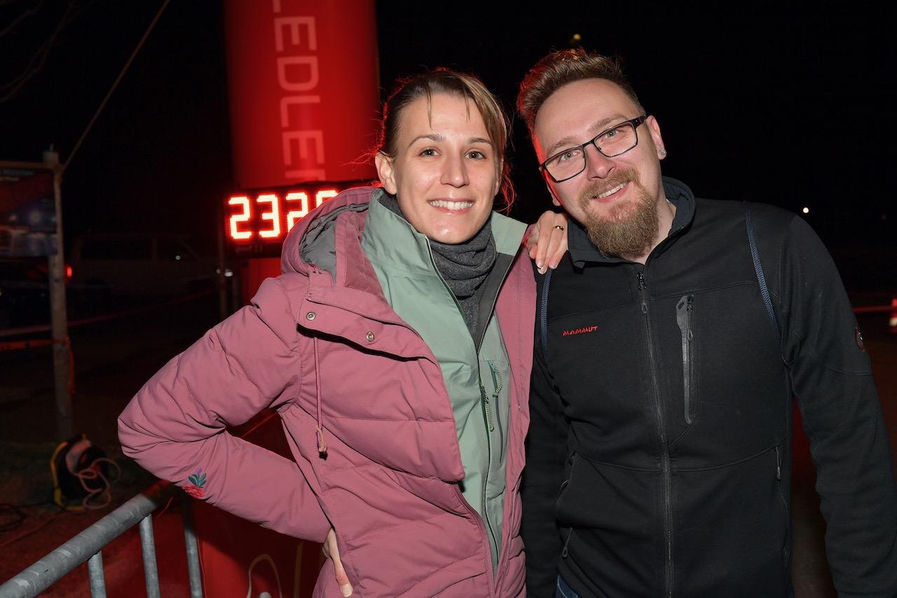 Bestzeitmarathon München - der Lauf gegen die Gesetze der Physik am 26.10.2019 in München-Riem.  Fotocredit Hannes Magerstaedt hannes@magerstaedt.de Tel.+49 (0) 1728178700