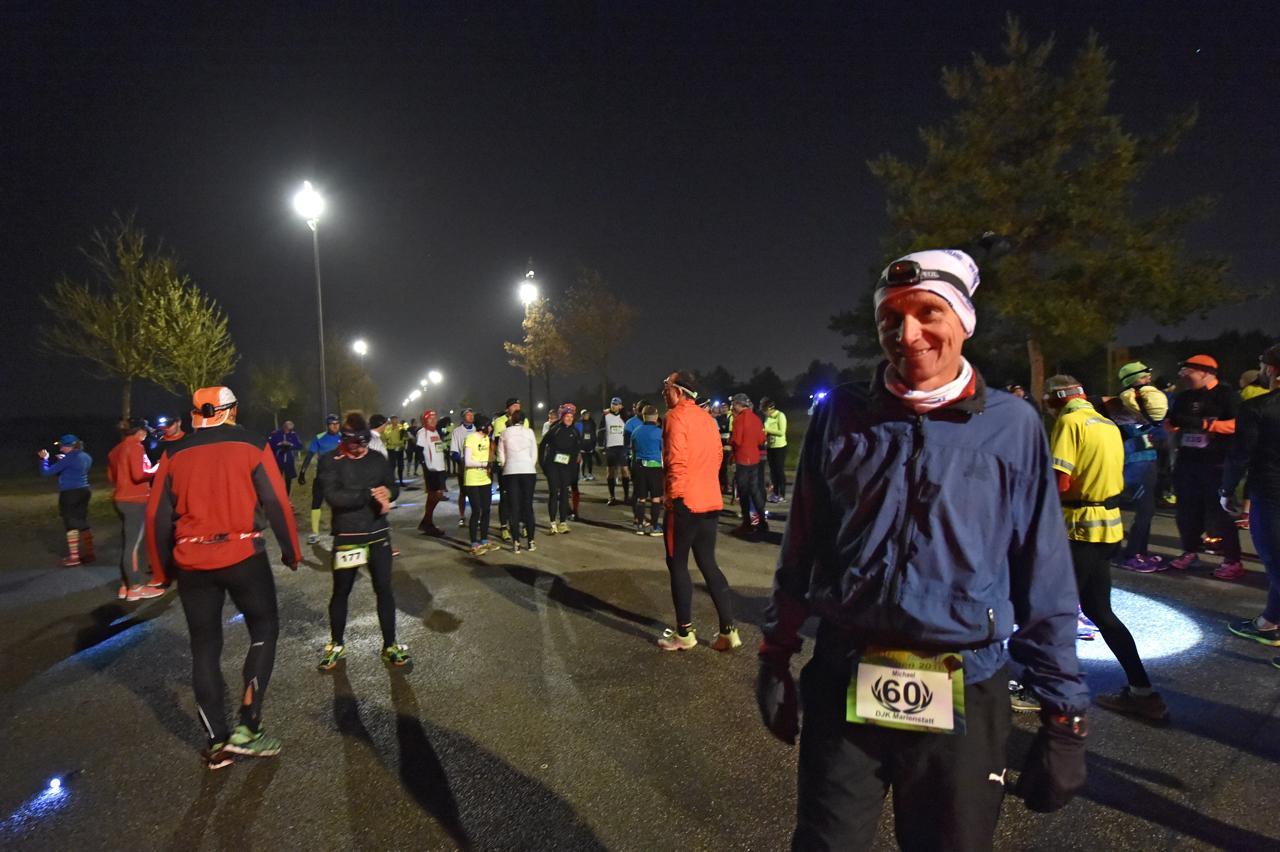 Bestzeitmarathon im Riemer Park bei München am 29.10.2016CopyrightHannes Magerstaedthannes@magerstaedt.deTel.01728178700
